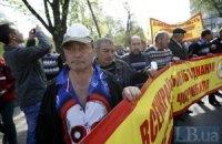 У Луганську чорнобильці обіцяють голодувати до останнього