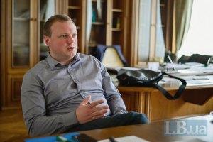 Олийнык станет первым замом нового главы ДнепрОГА
