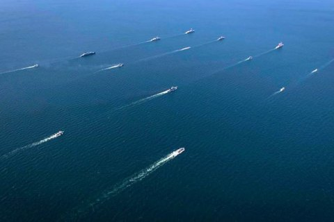Россия призвала США и НАТО отказаться от совместных с Украиной учений в Черном море