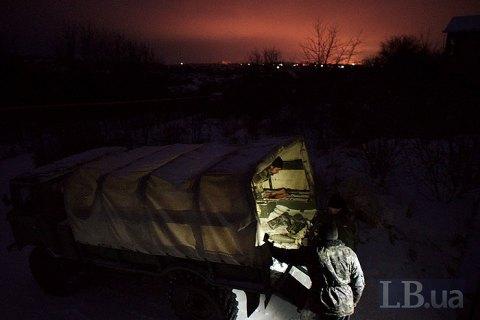 Трьох військовослужбовців поранено в зоні ООС ВIДЕО