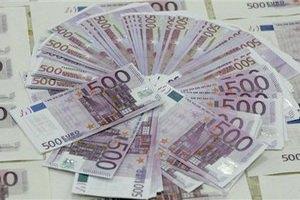 В Германии инкассаторы потеряли на дороге миллион евро