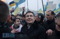 На Майдане Независимости митингуют 15 тысяч человек