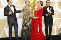 """""""Оскари"""" -2018: основні моменти 90-ї церемонії нагородження Американської кіноакадемії"""