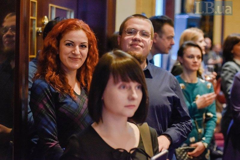 Татьяна Матяш, Ирэна Скуратовская и Александр Рудоманов, LB.ua