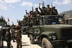 Армія зайняла оплот повстанців на півночі Сирії