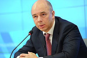 У Мінфіні Росії оцінили падіння ВВП за рік