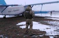 Пограничники нашли в 100 км от границы самолет контрабандистов