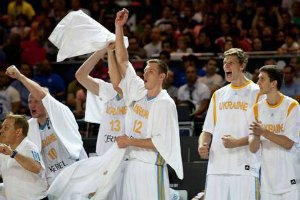 Украина с победы стартовала на баскетбольном мундиале