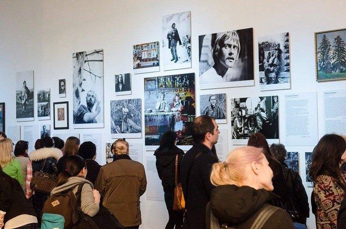 Виставка «Тіні забутих предків» в Мистецькому Арсеналі