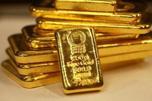 Цены на золото не прекращают бить все рекорды
