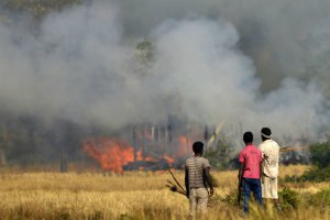 Від початку тижня 75 осіб стали жертвами сепаратистів на сході Індії