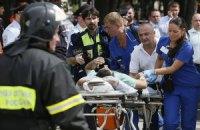 В московском метро произошла авария, 21 человек погиб (обновлено)