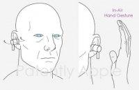 Apple отримала патент на керування навушниками за допомогою рухів язика, обличчя і рук