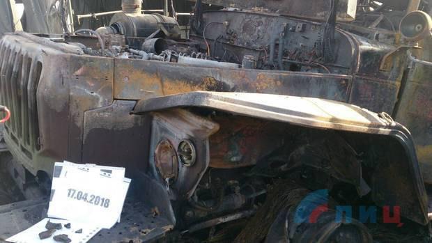 Вокупованому Луганську вночі було чутно вибухи— ЗМІ