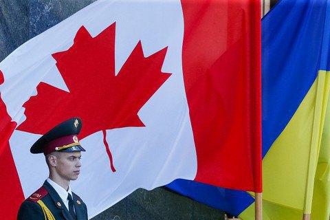 Канада советует авиакомпаниям соблюдать осторожность при полетах над Украиной