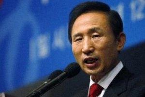 Президент Південної Кореї публічно вибачився за свого брата