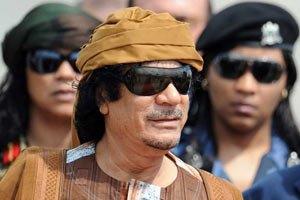 Каддафи уходить не намерен