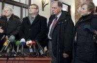Україна готова допустити німецьких лікарів до лікування Тимошенко
