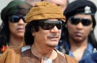 Адмирал США: НАТО хочет убить Каддафи