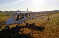 Украинские военные задержали в зоне ООС легкомоторный самолет без документов
