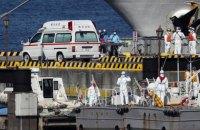 Украинцы, которые работают на круизном лайнере Diamond Princess, отказались от эвакуации на родину