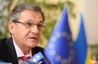 Евросоюз приостановил финансовую помощь Украине