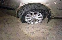 Броварські поліцейські відкрили вогонь, щоб зупинити автомобіль із підлітками