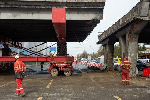 Шулявский мост откроют для транспорта уже к концу этой недели, – Кличко