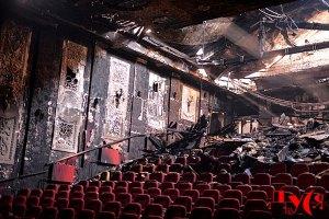 """КГГА утвердила реконструкцию кинотеатра """"Жовтень"""" за 53 млн гривен"""