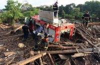 Кількість загиблих під час повені у Тбілісі зросла до 17