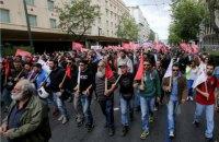 В Греции бастуют журналисты