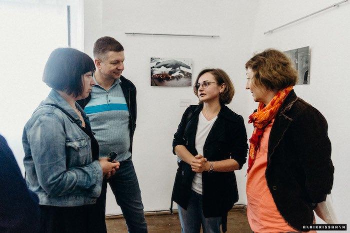 """Открытие выставки """"Политика тела"""" в рамках Слободакульта"""