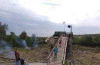 Саперы разминировали территорию возле моста в Станице Луганской (обновлено)