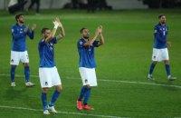 Збірна Італії після матчу з нідерландцями в Лізі націй за крок від повторення свого історичного рекорду