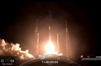SpaceX запустила в космос чергову партію з 60 супутників для проєкту Starlink