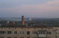 В Славянске раздаются взрывы, - СМИ