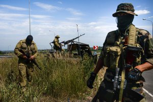 Бойовики обстріляли блокпост АТО біля Маринівки: 2 військових загинули