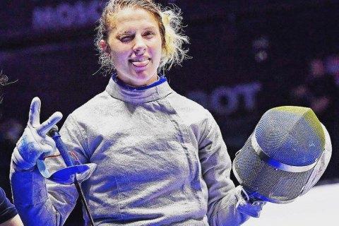 Українська шаблістка Харлан виграла турнір Гран-Прі в Сеулі