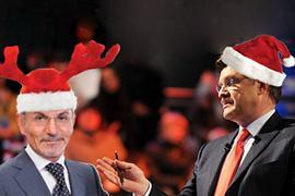 ТВ: Янукович. Последнее шоу года