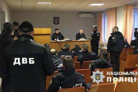 В Закарпатской области шестерых патрульных задержали за систематические взятки