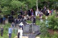 Похороны в Киеве стоят минимум 4 тыс. грн
