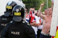 Число пострадавших в Белфасте полицейских выросло до 56