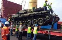 """Украина доставила в Таиланд пятую партию танков """"Оплот"""""""