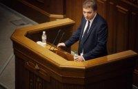 Рада призначила міністром оборони Загороднюка