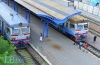 Двое людей попали под поезд во Львовской области
