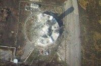 В штабе АТО показали окопы военных на Донбассе