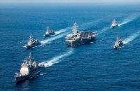 Росія закрила частину районів Чорного моря для іноземних кораблів