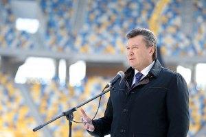 Янукович приедет во Львов открывать аэропорт