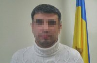 СБУ затримала одного з керівників кримського ДТСААФ, який їхав за біометричним паспортом