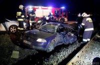 Четверо граждан Украины погибли в ДТП на железнодорожном переезде в Польше